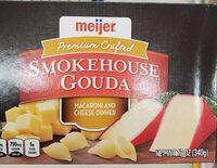 Smokehouse gouda macaroni and cheese dinner - Product - en