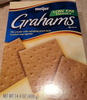 Grahams cracker, honey - Product