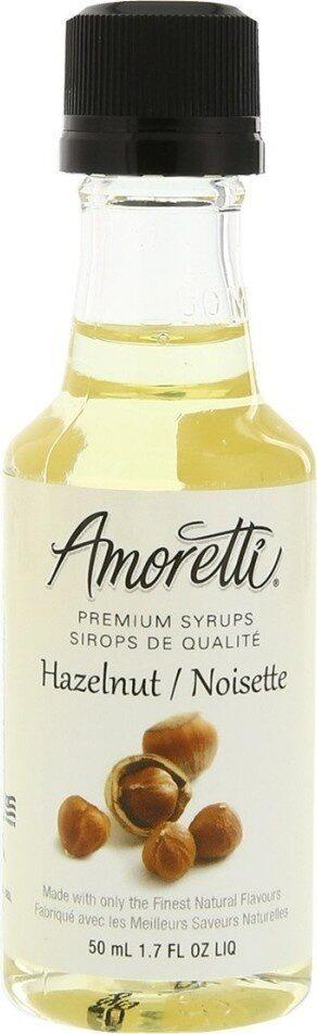 Premium syrup Hazelnut - Product - en