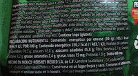 Pelón Gomitiraz - Ingredientes - es