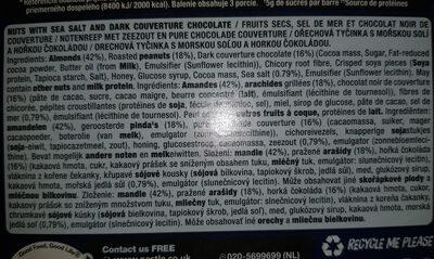 Yes - Ingredients
