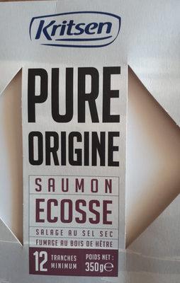 saumon pure origine - Product