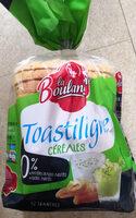 Toastiligne Céréales - Produit - fr
