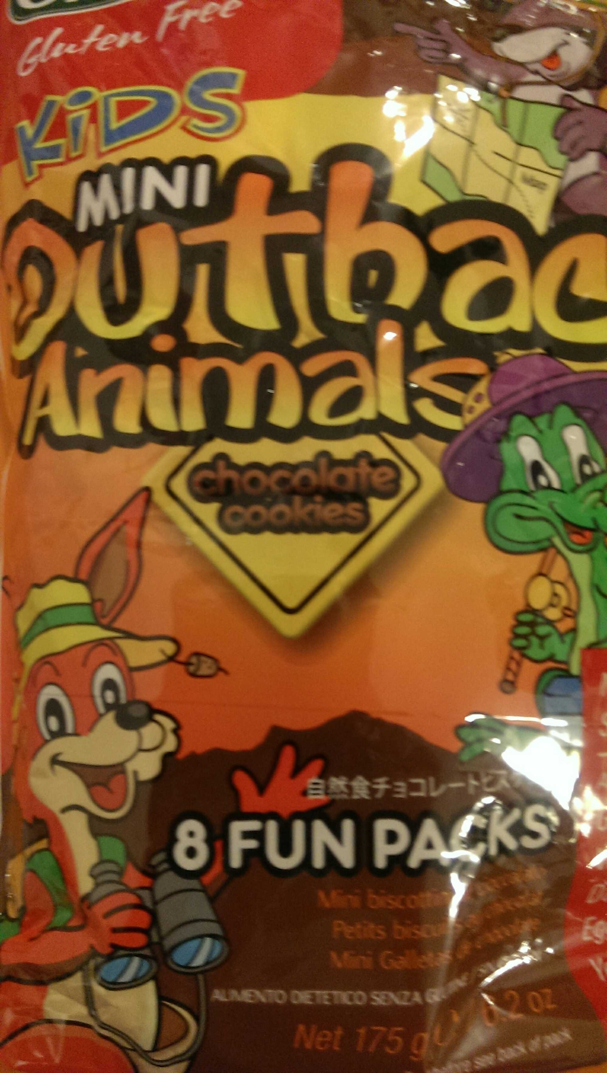 mini outback animals - Product