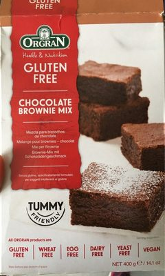 Brownie Mix, Choc Flavoured - Product