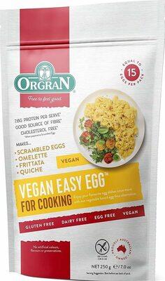 Vegan easy egg - Produit - fr