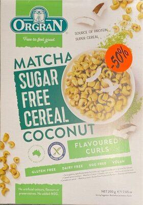 Matcha Sugar Free Cereal - نتاج - fr