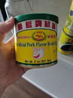 dragonfly artificial pork flavor broth mix - Product - en