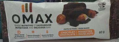 Barre nutritive Chocolat & Noisettes - Product - fr