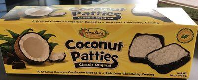 Coconut Patties - Product - en