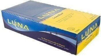Lemon zest flavor nutrition bar - Product - en