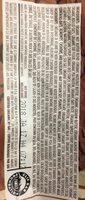 Organic Nut Butter Filled Energy Bar Choc Haz But - Ingrédients - fr