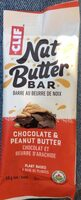 Organic Nut Butter Filled Energy Bar Chocolate PB - Product - en