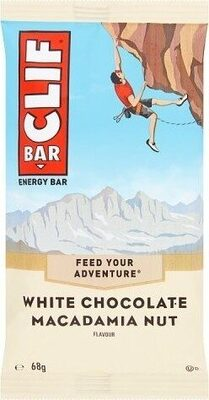 White Chocolate Macadamia Nut Flavour Energy Bar - Product - en