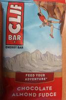 Chocolate Almond Fudge bar - Product