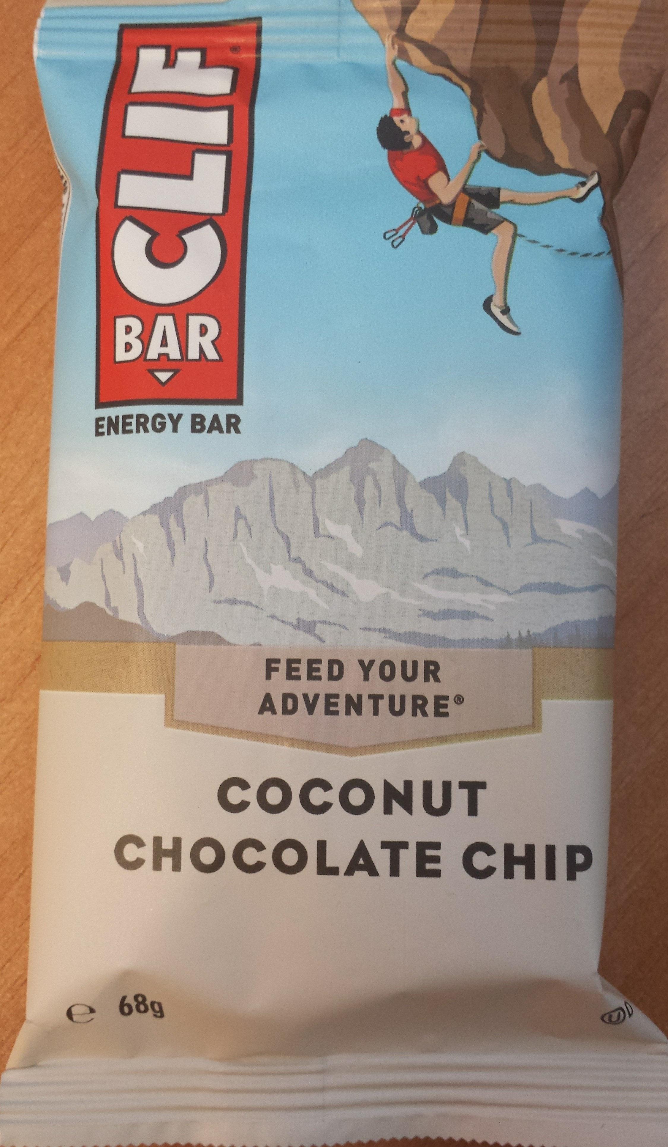 Coconut Chocolate Chip - Prodotto - en