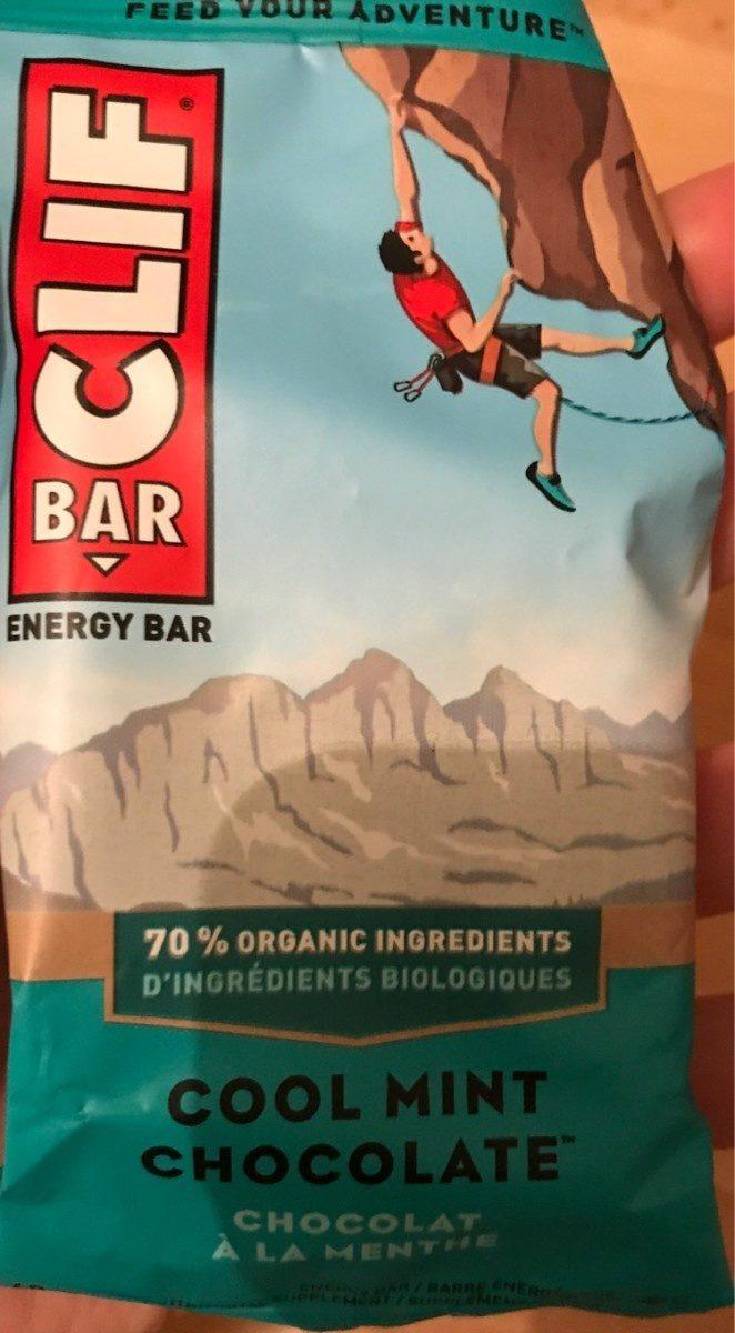Cool Mint Chocolate (W / Mint Icing), 70% Organic - Produit - fr