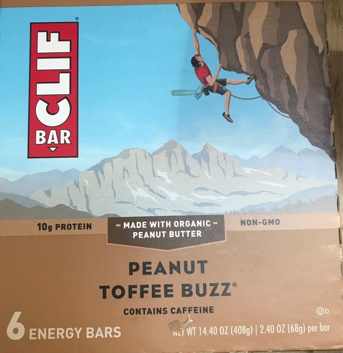 Peanut toffee buzz - Product
