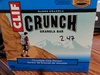 Crunch Granola Bar Chocolate Chip Flavour - Produit