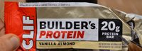 Protein bar - Product - en