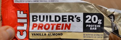 Protein bar - Produit - fr