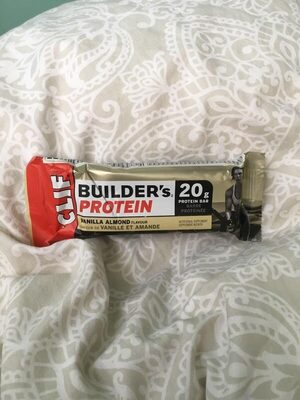Builder ´s protein vanilla almond flavour - Product - en