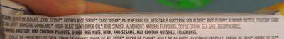 Builder ´s protein vanilla almond flavour - Ingrediënten - en