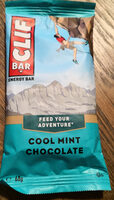 Clif Bar Cool Mint Chocolate - Product