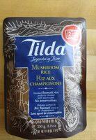 Tila mushroom rice - Product