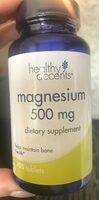 Magnesium 500mg - Product