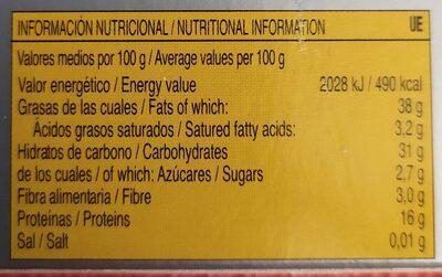 Sugar Free Crunchy Alicante Turron Candy (7 Oz / 200 G) - Produit - fr