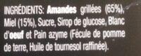 "Torta Turron De Alicante ""Edicion Premium"" - Produit - fr"
