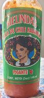 Melindas Salsa de Chile Habanero - Product - es