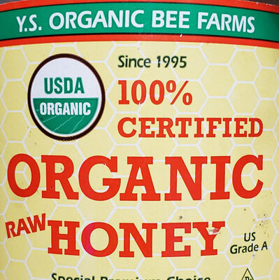 Organic raw Honey - Product