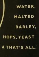 Red Seal Ale - Ingredients - en