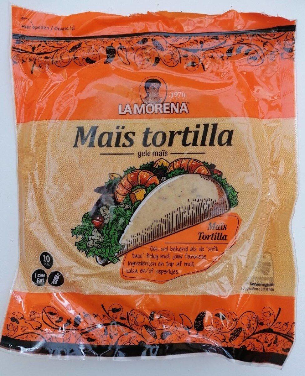Maïs tortilla (maïs jaune) - Product