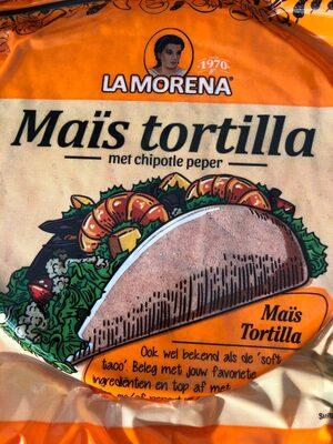 Maïs tortilla - Product