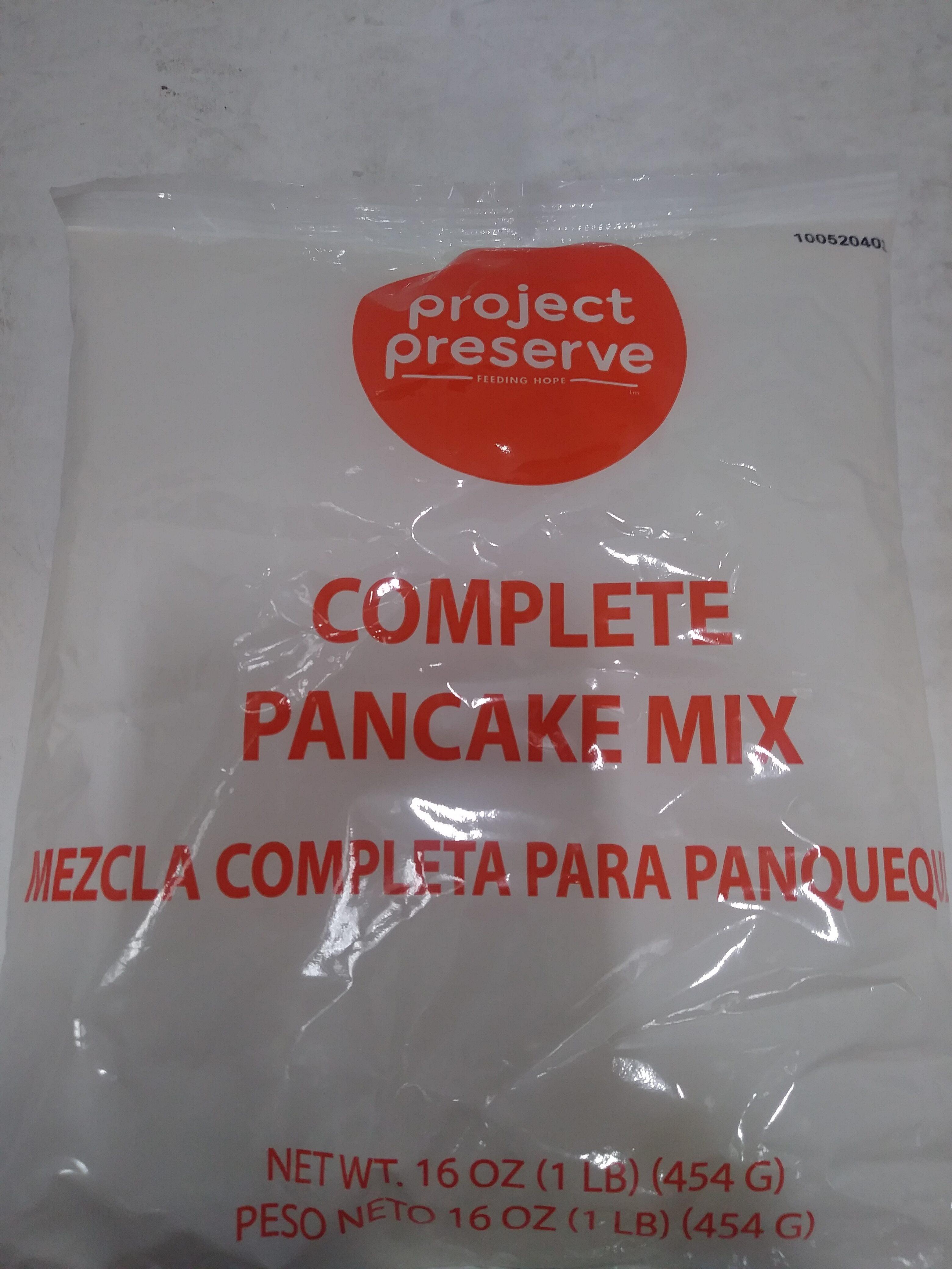 Complete Pancake Mix - Product - en