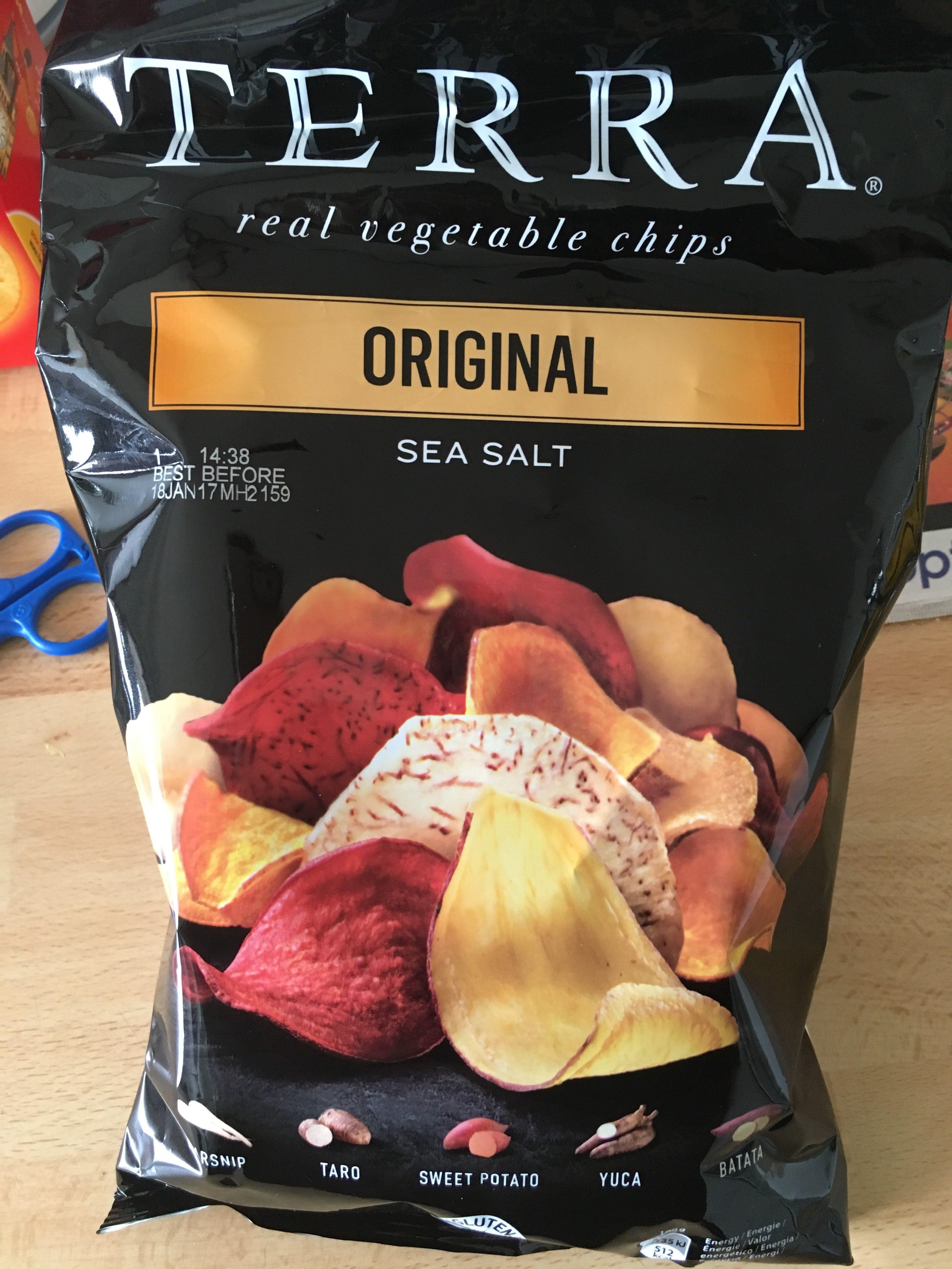 Chips De Légumes Exotiques - Producto - es