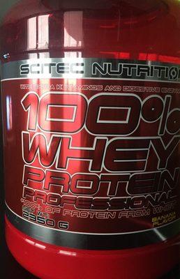 100% whey protein professional - Produit - fr