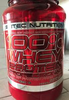 100% whey protein - Product