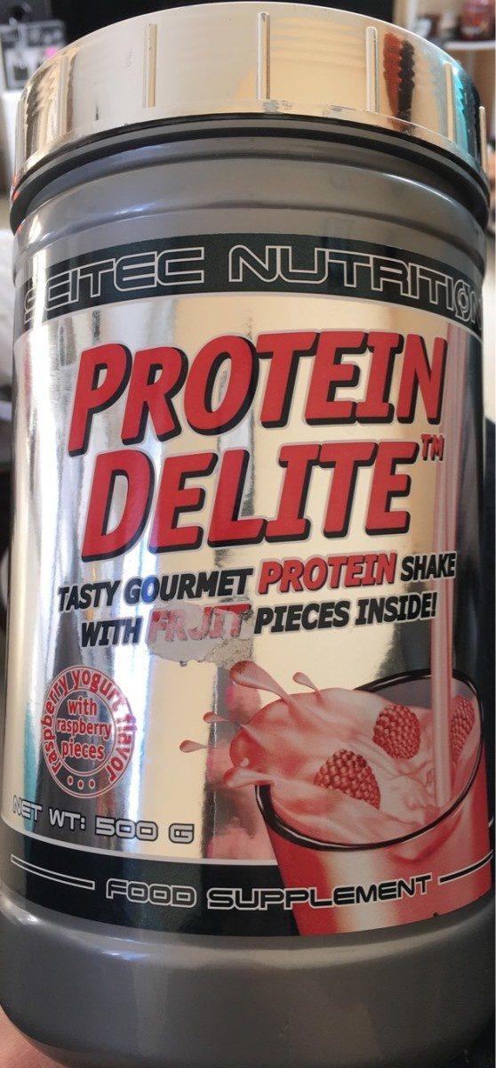 Protein delite raspberry yogurt flavor - Produit