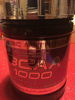 Bcaa 1000 - Produit - fr