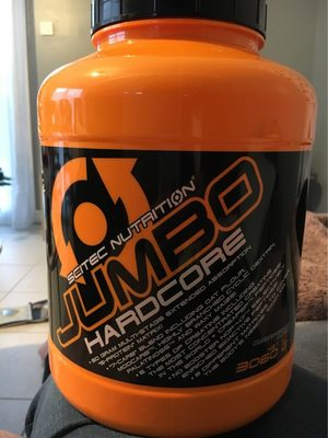 Jumbo Hardcore (3.06KG) Scitec - Produit