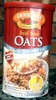 Country choice, oven toasted quick cook steel cut oats - Product