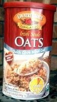 Irish Style Oats - Product