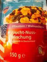 Frucht- Nuss- Mischung Pflaumen/Wallnusskerne - Product