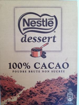100 % cacao - Produit