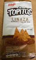 Topitos Linaza - Product - es