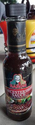 Worcestershire sauce - Produit